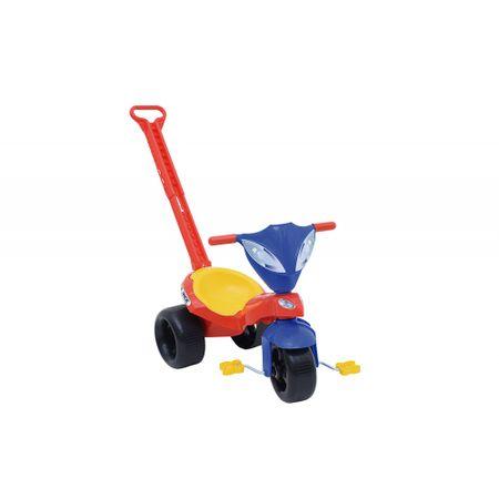 Triciclo-infantil-Race-Com-Empurrador