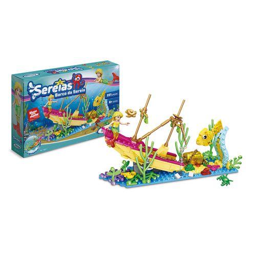 Barco-da-Sereia