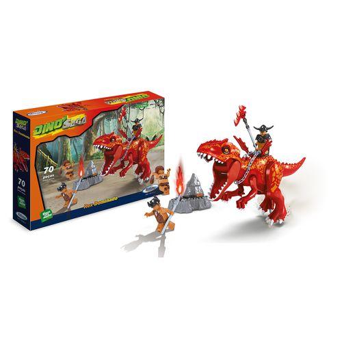 Dino-Saga-Rex-Dominado