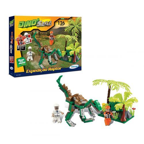 Blocos-de-Encaixe-Dino-Saga-Expedicao-Raptor