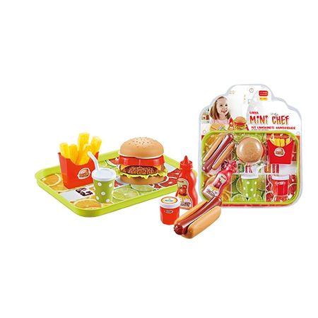 Kit-Lanchonete-Hamburguer-Mini-Chef
