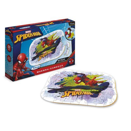 Quebra-cabecas-Spider-Man