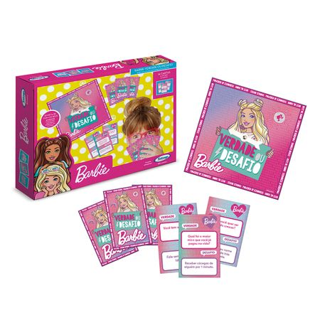 Barbie-Verdade-ou-Desafio