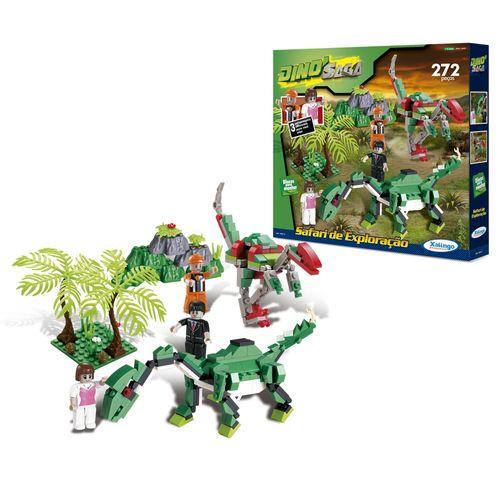 06510-Blocos-de-montar-Dino-Saga-Safari-de-Exploracao