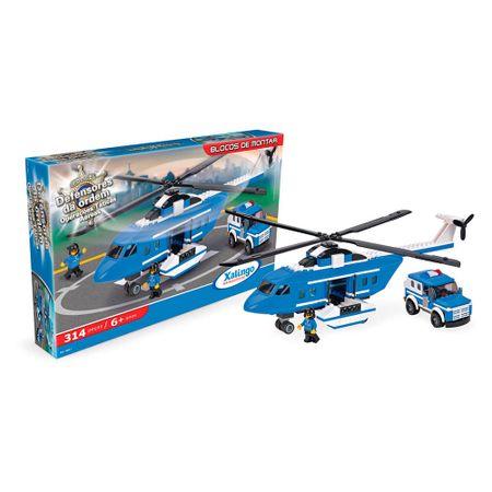 06821-Blocos-montar-Defensores-da-Ordem-Operacoes-Taticas-Aereas-xalingo-brinquedos-1-min