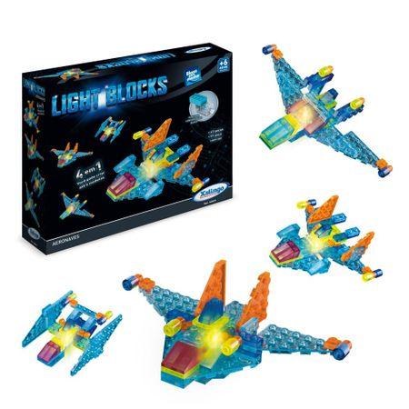 02498-blocos-montar-light-blocks-aeronaves-4em1-xalingo-brinquedos-1-min